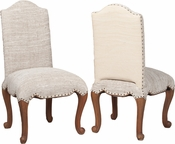 Cabriole Dining Chair - one pair