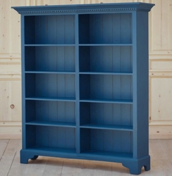 Cambridge Double Bookcase