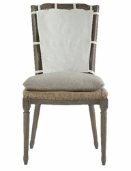 Ethan Chair with Slip Cover - one pair