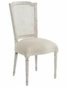 Ethan Dining C hair with Slipcover - one pair
