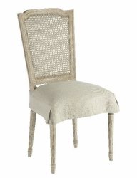 Ethan Dining Chair with Slip Cover - one pair