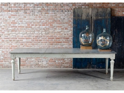 """Fredericka Dining Table - 83 3/4"""""""