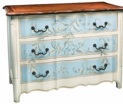 FRENCH COMPOSITION ACCENT CHEST