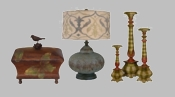 "<font color=""33000"">FRENCH VINTAGE -</font>  <b>Home Accessories </b>"