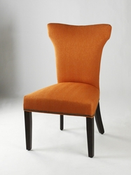 Jester Orange Chair- one pair