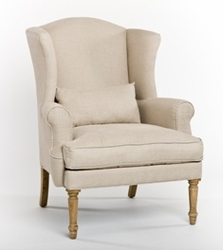 Loire Wingback Chair