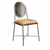 Mary Jane Dining Chair with Cushion - one pair