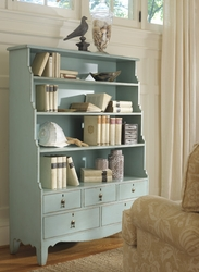 McClellansville Chest Bookcase