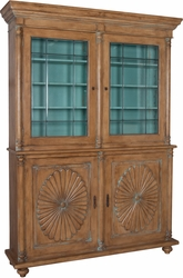 Medallion Display Cabinet