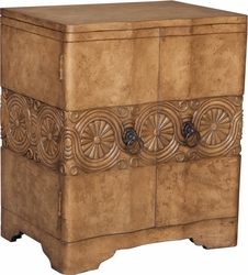 Medallion Side Cabinet