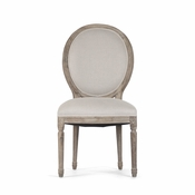 Medallion Side Chair - one pair