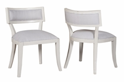 Newport Dining Chairs (one pair)