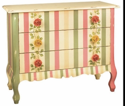 ROSE ACCENT CHEST