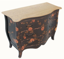 ROSE AND VINE ACCENT CHEST