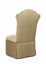Skirted Dining Chair (one pair)
