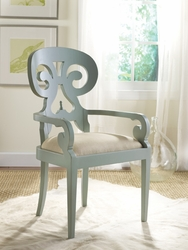 Slip Seat Carmel Arm Chair