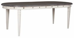 Somerset Oval Dining Table