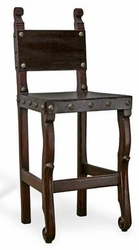 Spanish Barstool (Leather)