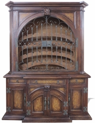 Traditional French Wine Cabinet