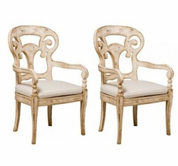 Verona Club Arm Chair (one pair)