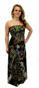Camo Dresses and Gowns