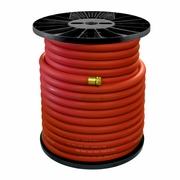 "1"" x 250 ft Coupled Rubber Fire Hose"