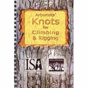 Book, Arborists' Knots for Climbing & Rigging