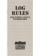 Book, Log Rules & Other Useful Information