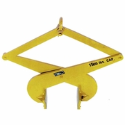 "Caldwell ST 3/4 Ton Slab Tongs | 18.00"" - 22.00"" Jaw"