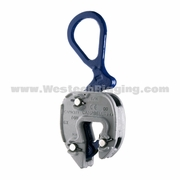 """Campbell 1/2T GX Lifting Clamp - 0.06"""" - 0.63"""" Jaw - 1100 lbs WLL - #6423000"""