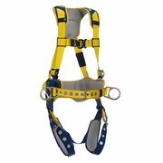 Capital Safety Delta Comfort Construction Harness - Size X-Large - #1100798
