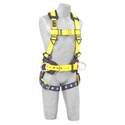 Capital Safety, Delta™ Vest-Style Construction Harness, #1101656