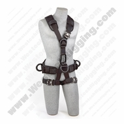 Capital Safety, ExoFit NEX™ Rope & Rescue Harness - Black Out, #1113373