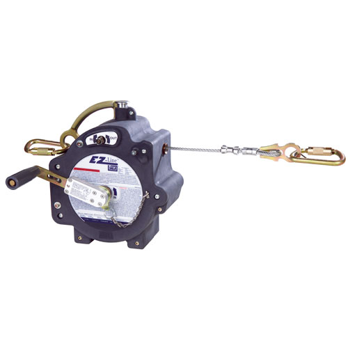 Dbi Sala Ez Line 60 Ft Retractable Horizontal Lifeline