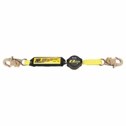 Capital Safety, Retrax™ Shock-Absorbing Lanyard, #1241460