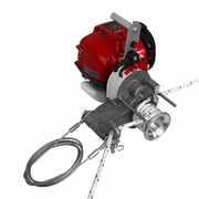Capstan Rope Winch