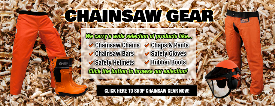 Chainsaw Gear