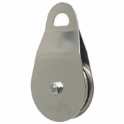 CMI, Stainless Steel Heavy-Duty Pulley w/ Bearing, #RP123-NFPA