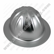 CRIP Corp, Skull Bucket Aluminum Full Brim Hard Hat, #FB