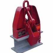 """Crosby Clamp-Co 25T NS-25 Beam Clamp - 16.00"""" - 24.00"""" Beam Size - 50000 lbs WLL - #2732036"""