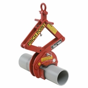 """Crosby Clamp-Co PA-8 Padded Pipe Grab - 5.56"""" - 8.81"""" Jaw - 2000 lbs WLL - #2736009"""