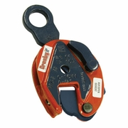 Crosby IP, IP10 4-1/2T Straight Eye Plate Clamp, #2701666