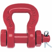 Crosby S-252 Bolt Type Sling Shackle - 20-1/2 Ton WLL - #1020529