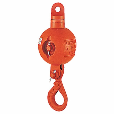 Crosby UB500S Top-Swiveling Overhaul Ball - 10 Ton WLL - #1036131