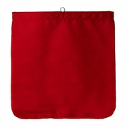 "DSP Red Cloth Tailgate Flag - 18"" x 18"""