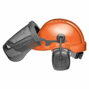 Elvex ProGuard Chainsaw Safety Helmet Kit - NRR 25 dB
