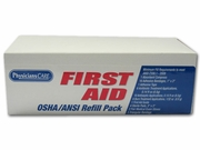ERB, First Aid Refill Pack, #19101