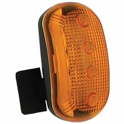 ERB, Hard Had Safety Light - Amber LED, #10030