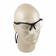 "ERB ""X"" Black & Clear Bifocal Safety Glasses"