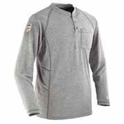 Ergodyne 7430 Core Flame Resistant (FR) Long Sleeve Work Shirt - Mid Layer